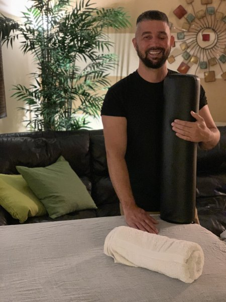 MuscleRelease, Erotic & Therapeutic Gay Massage in Santa