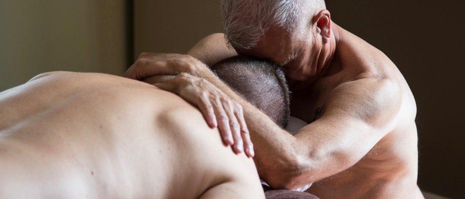 old gay oriental men