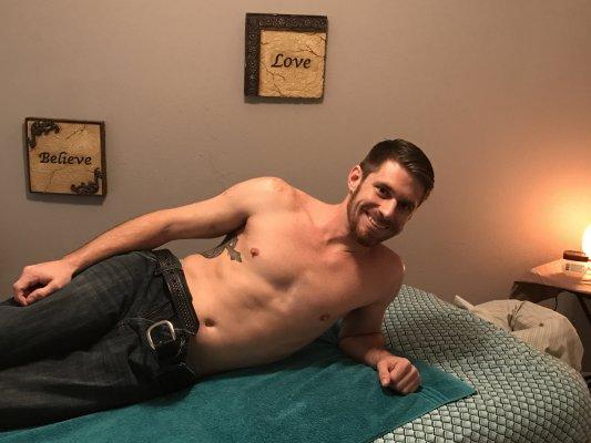 from Devon antonio gay massage san