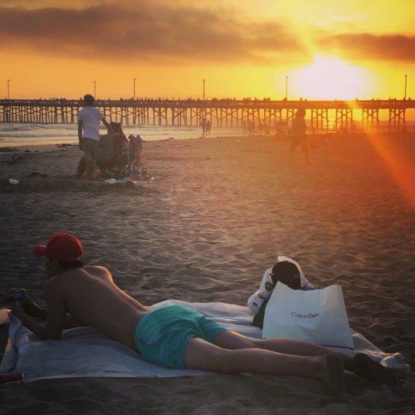 long ca Gay beach
