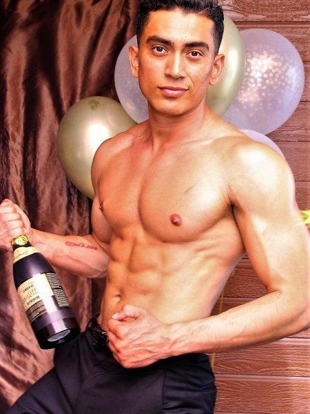 from Hugh angeles erotic gay los massage